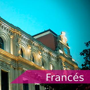 """<p class=""""p1""""><span class=""""s1"""">Tarjeta con vínculo a información de exámenes y certificaciones de Francés</span></p>"""
