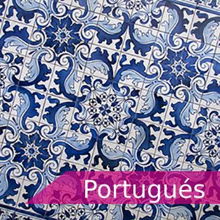 """<p class=""""p1""""><span class=""""s1"""">Tarjeta con vínculo a información de exámenes y certificaciones de Portugués</span></p>"""
